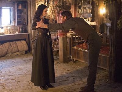 Eva Green as Vanessa Ives and Josh Hartnett as Ethan Chandler in Penny Dreadful (season 2, episode 7). - Photo: Jonathan Hession/SHOWTIME - Photo ID: PennyDreadful_207_2933