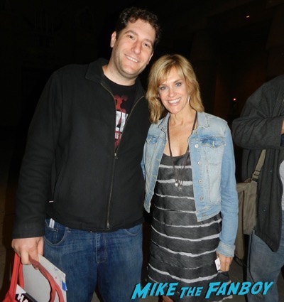 Catherine Mary Stewart The Last Starfighter reunion q and a lance guest catherine mary stewart 1