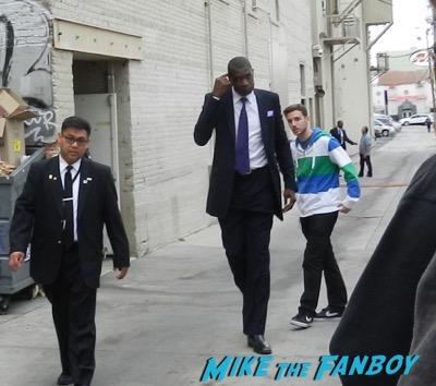 Dikembe Mutombo jimmy kimmel live 2015 jurassic world 2