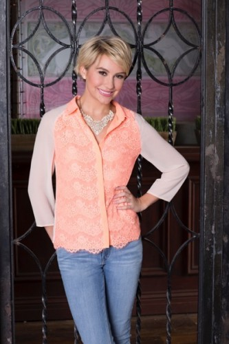 "BABY DADDY - ABC Family's ""Baby Daddy"" stars Chelsea Kane as Riley. (ABC Family/Craig Sjodin)"