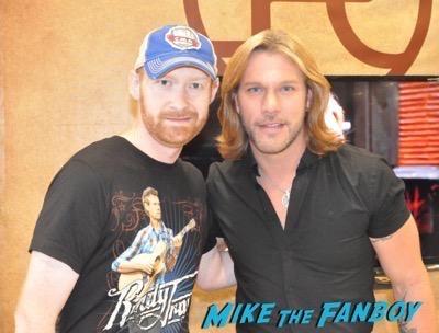 Craig Wayne Boyd fan photo CMT Fanfest 2015 20