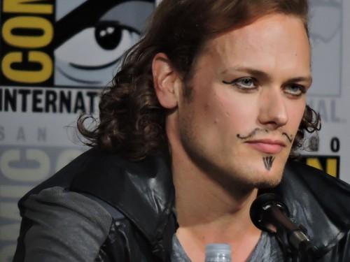 Pirate Sam (Heughan)