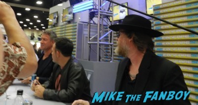 Gotham cast signing Fox Booth Donal Logue 1