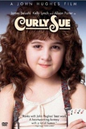 curly sue movie poster