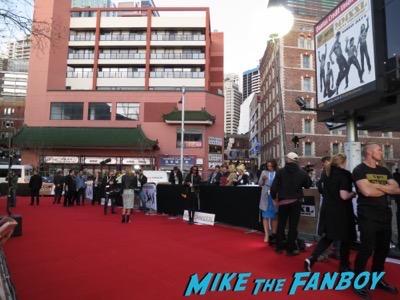 Magic Mike xxl australian premiere channing tatum 1