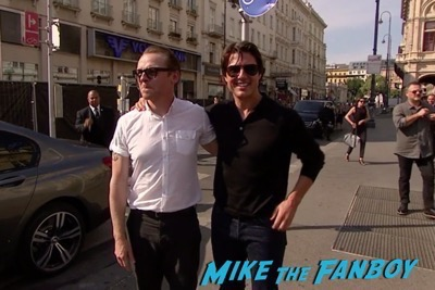 Mission Impossible Rogue Nation Vienna Premiere 14