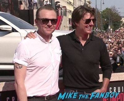 Mission Impossible Rogue Nation Vienna Premiere 5