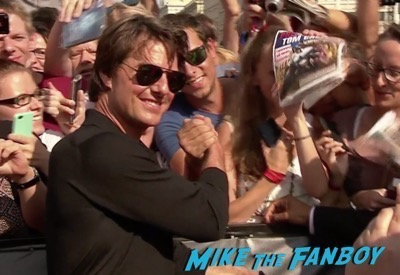 Mission Impossible Rogue Nation Vienna Premiere 8
