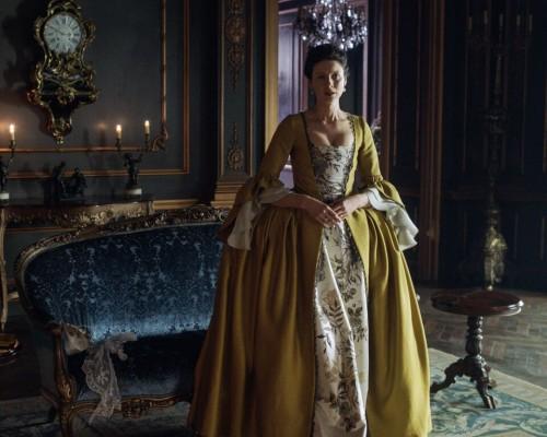 Outlander S2 Claire Randall (Caitriona Balfe)