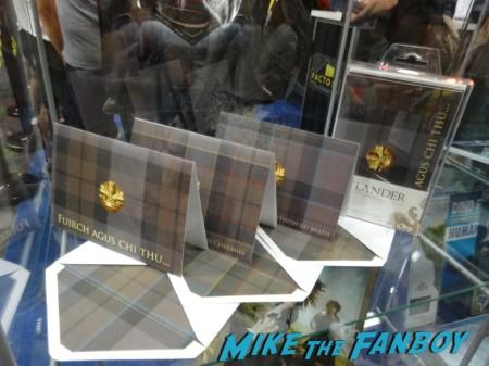 Outlander SDCC signing 2015 (9)