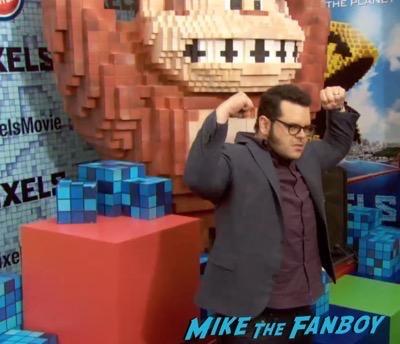 Pixels New York Movie premiere adam sandler 1