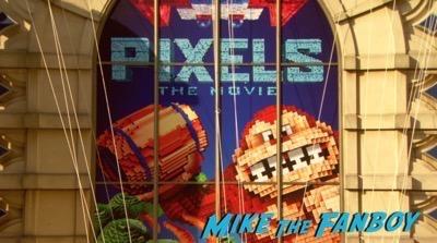 Pixels New York Movie premiere adam sandler 10