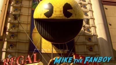 Pixels New York Movie premiere adam sandler 9
