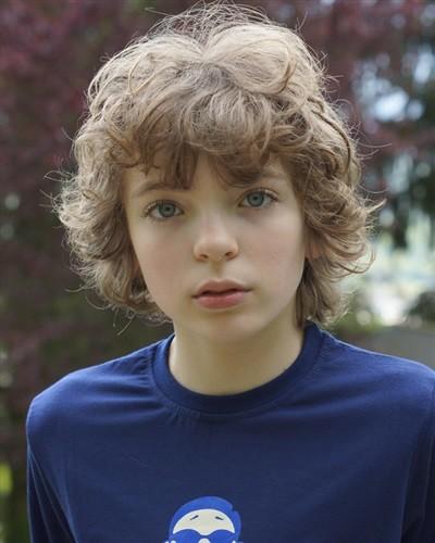"""""""Young Fergus"""" - Romann Berrux"""