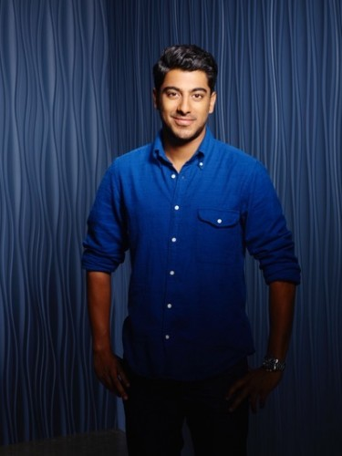 "STITCHERS - ABC Family's ""Stitchers"" stars Ritesh Rajan as Linus. (ABC Family/Craig Sjodin)"