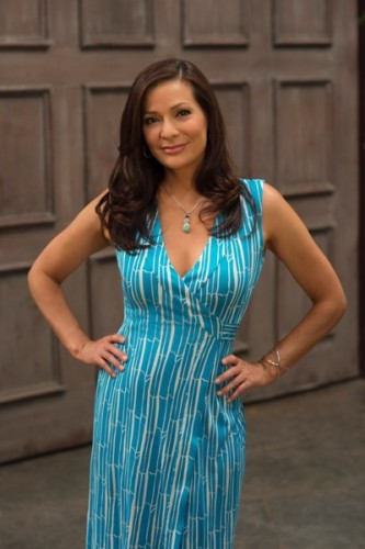 "SWITCHED AT BIRTH - Constance Marie stars as Regina Vasquez on ABC Family's ""Switched at Birth."" (ABC Family/Todd Wawrychuk)"