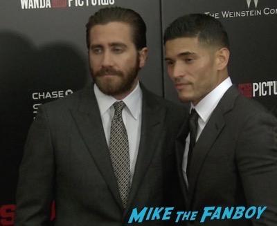 Southpaw new york movie premiere Jake Gyllenhaal rachel mcadams 11