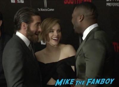 Southpaw new york movie premiere Jake Gyllenhaal rachel mcadams 13