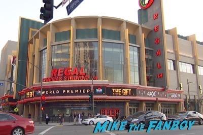 The Gift Los Angeles Premiere Joel Edgerton Jason Bateman 4
