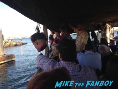 Vikings longboat cruise interviews SDCC 2015 23Vikings longboat cruise interviews SDCC 2015 23