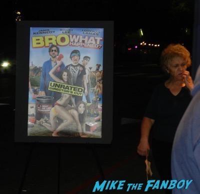 bro, what happened movie premiere los feliz 1