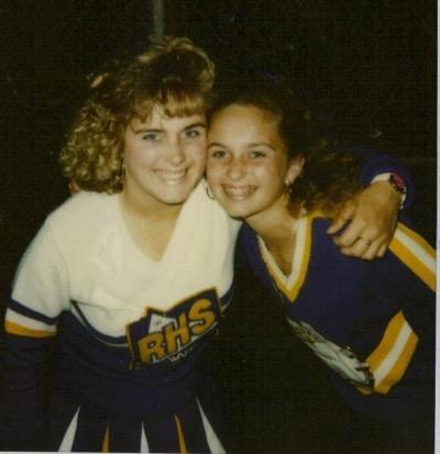 cheerleader pinky