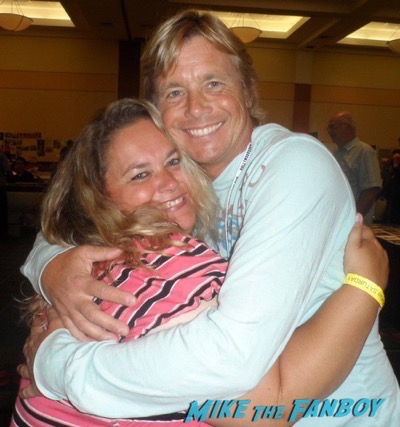 pirate movie reunion fan photo laverne and Shirley 1