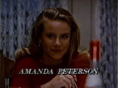 amanda peterson name credit