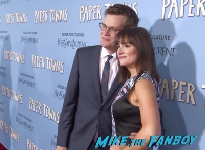 paper towns new york movie premiere 1