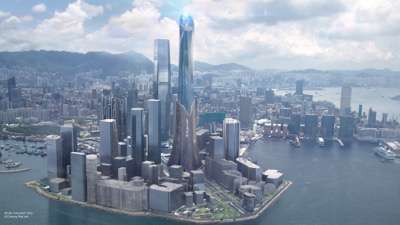 Stark Tower in Iron Man Experience Coming to Hong Kong Disneyland – Stark Tower joins the Hong Kong skyline in the Iron Man Experience attraction coming to Hong Kong Disneyland in late 2016.  This first-of-its kind, E-ticket attraction will include a storyline that takes place in the streets and skies of Hong Kong as guests take flight with Iron Man on an epic adventure that pits Iron Man, along with guests, against the forces of evil. (Disney Parks)
