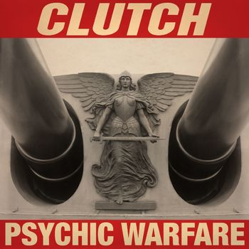 clutch psychic warfare cd cover