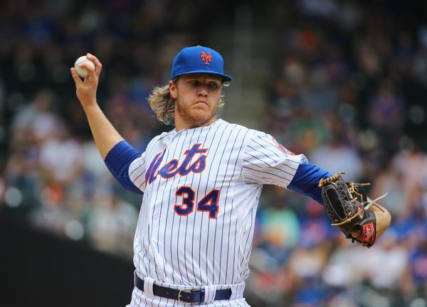 Noah Syndergaard hot sexy photo pitch