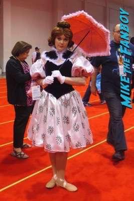 D23 cosplay 2015 princesses black widow 10