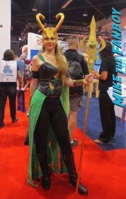 D23 cosplay 2015 princesses black widow 11