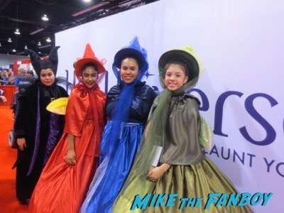D23 cosplay 2015 princesses black widow 3