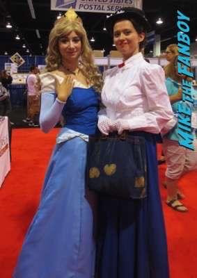 D23 cosplay 2015 princesses black widow 4