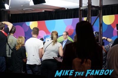 Inside out premiere australia amy poehler signing autographs 2