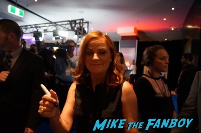Inside out premiere australia amy poehler signing autographs 2