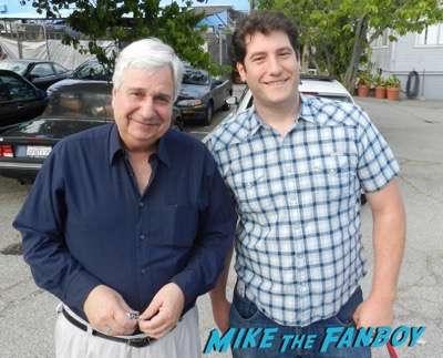ken Lerner fan photo signing autographs buffy principal flutie