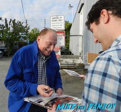 Jeffrey Jones signing autographs 2015 now ken lerner 39