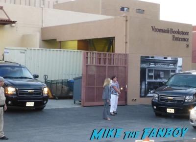 Jimmy Carter Book Signing Vroman's Pasadena CA Autograph Signed 10