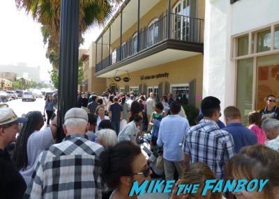 Jimmy Carter Book Signing Vroman's Pasadena CA Autograph Signed 4