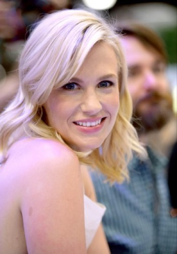 Last Man On Earth Cast Signing SDCC 2015 Will Forte January Jones 14