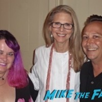 Lindsay Wagner now 2015 fan photo hollywood show 1