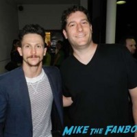 jonathan tucker signing autographs kingdom q and a