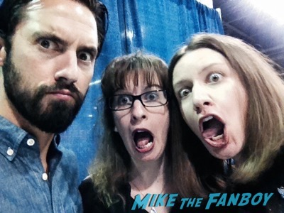 Milo Ventimiglia fan photo signing autographs wizard world 2015 3