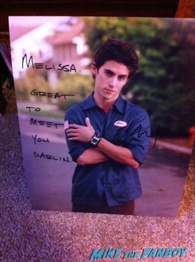 Milo Ventimiglia fan photo signing autographs wizard world 2015 3