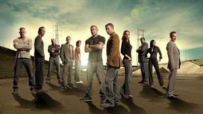 prison break reboot cast photo