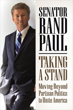 rand paul signed book