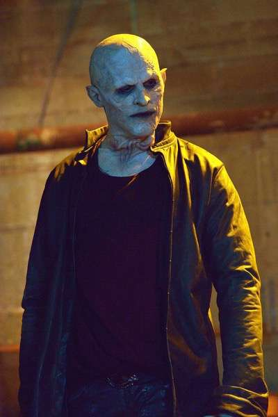 "THE STRAIN -- ""Identity"" -- Episode 206 (Airs August 16, 10:00 pm e/p) Pictured: Jack Kesy as Bolivar/The Master. CR: Michael Gibson/FX"